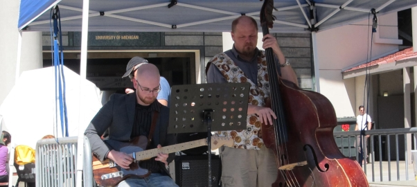 8-Bit Jazz Heroes at the Rose Bowl Flea Market (Website Crop)